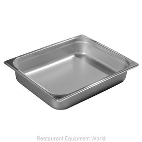 Carlisle 608122 Food Pan, Steam Table Hotel, Stainless