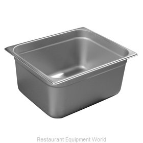 Carlisle 608126 Food Pan Steam Table Hotel Stainless
