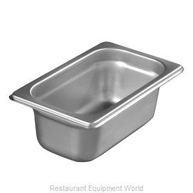 Carlisle 608192 Steam Table Pan, Stainless Steel
