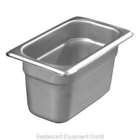 Carlisle 608194 Steam Table Pan, Stainless Steel