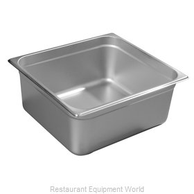 Carlisle 608236 Food Pan Steam Table Hotel Stainless