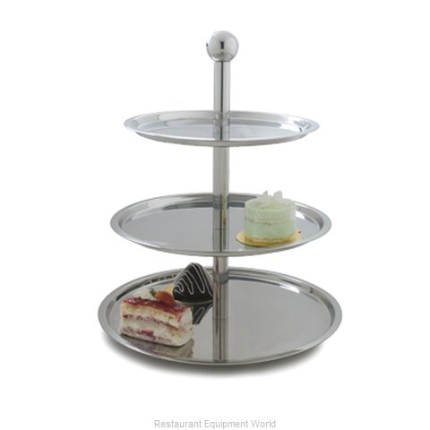 Carlisle 609170 Tiered Display Server Stand