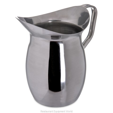 Carlisle 609273 Pitcher, Stainless Steel