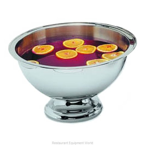Carlisle 609316 Punch Bowl, Metal