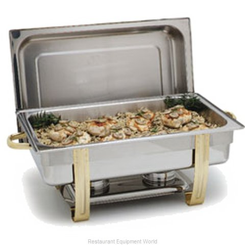 Carlisle 609550 8 Qt. Capacity Rectangular Chafer (Magnified)