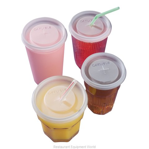 Carlisle 63912L30 Lid Disposable Cup