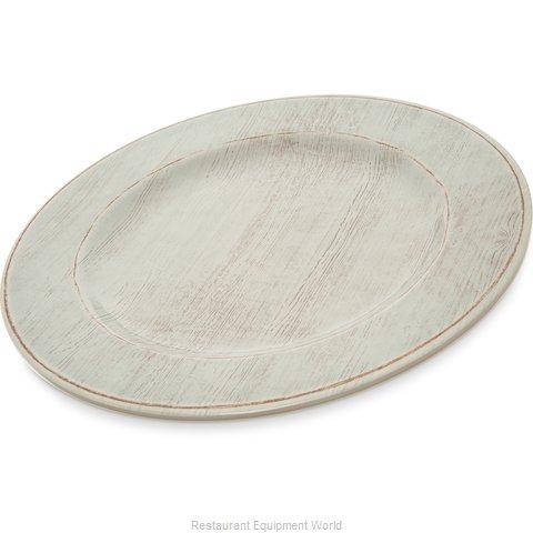 Carlisle 6400106 Plate, Plastic