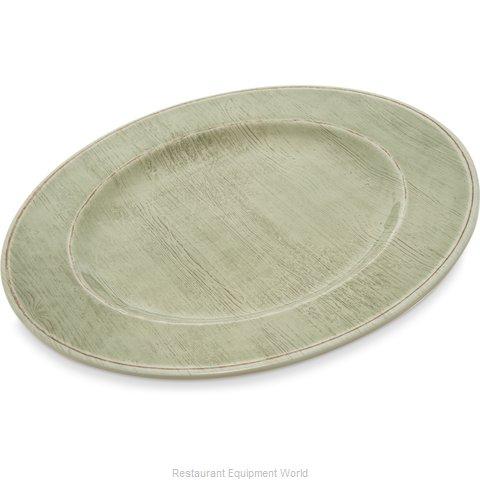 Carlisle 6400146 Plate, Plastic