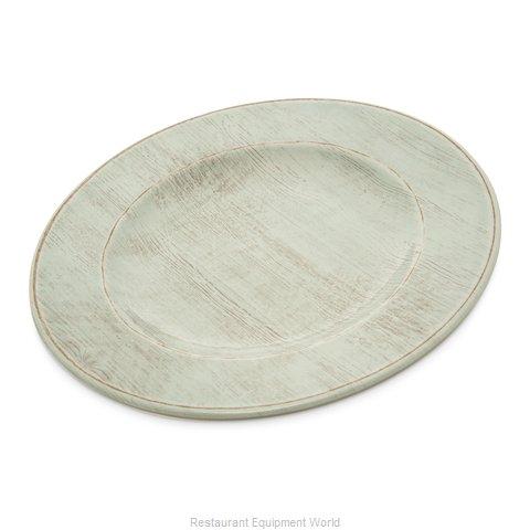 Carlisle 6400206 Plate, Plastic