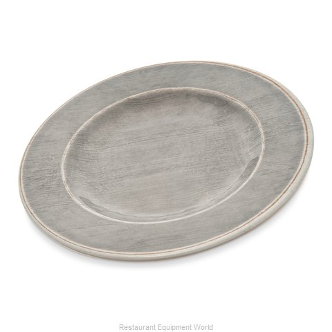 Carlisle 6400218 Plate, Plastic