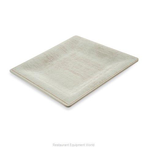 Carlisle 6402306 Plate, Plastic