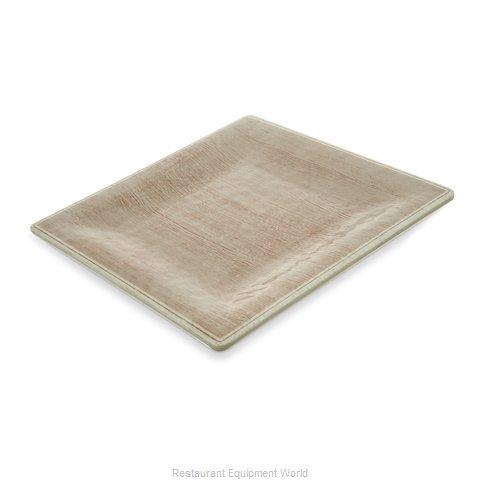 Carlisle 6402370 Plate, Plastic