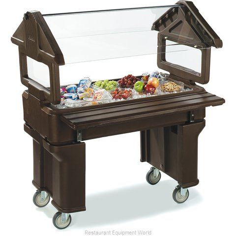 Carlisle 660501 Serving Counter Cold Pan Salad Buffet
