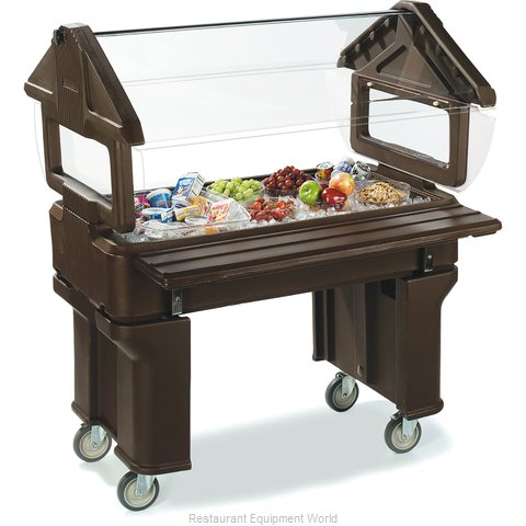 Carlisle 660508 Serving Counter Cold Pan Salad Buffet