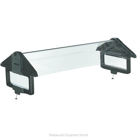 Carlisle 667003 Sneeze Breath Guard Components