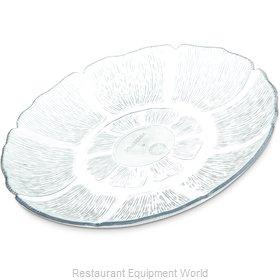 Carlisle 695407 Plate, Plastic