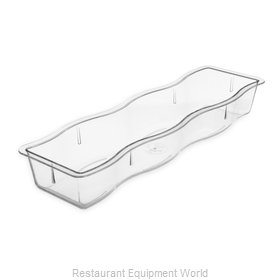 Carlisle 698207 Food Pan, Plastic