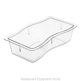 Carlisle 698407 Food Pan, Plastic