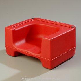Carlisle 711005 Booster Seat, Plastic
