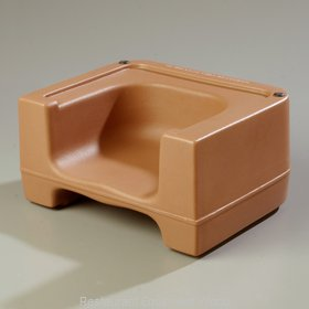 Carlisle 711006 Booster Seat, Plastic