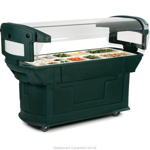 Carlisle 771159 Serving Counter Cold Pan Salad Buffet