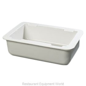 Carlisle CM104202 Food Pan Holder, Refrigerant Filled
