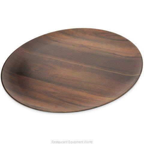 Carlisle EAG0669 Platter, Plastic