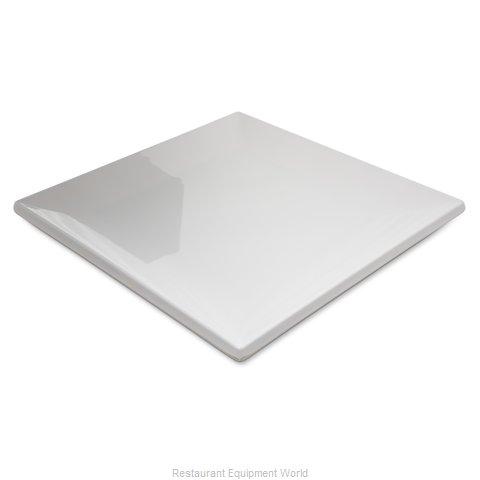 Carlisle HAL1002 Plate, Plastic