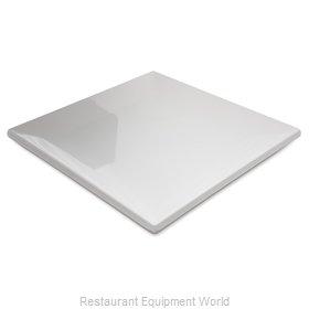 Carlisle HAL1102 Plate, Plastic