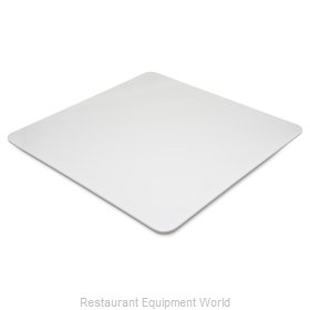 Carlisle HAL1802 Platter, Plastic
