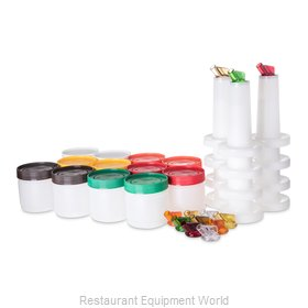 Carlisle PS501N00 Drink Bar Mix Pourer Complete Unit