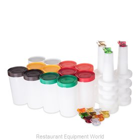 Carlisle PS601N00 Drink Bar Mix Pourer Complete Unit