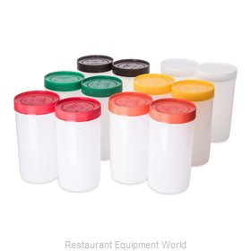 Carlisle PS602N00 Drink Bar Mix Pourer Jar