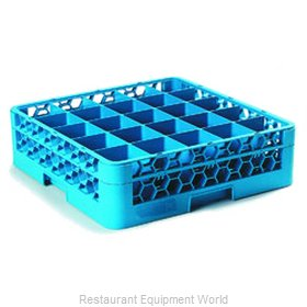Carlisle RG25-114 Dishwasher Rack, Glass Compartment