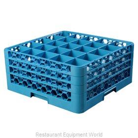 Carlisle RG25-314 Dishwasher Rack, Glass Compartment