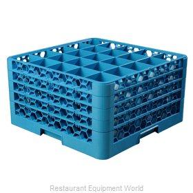 Carlisle RG25-414 Dishwasher Rack, Glass Compartment