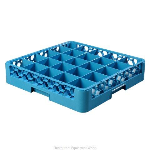 Carlisle RG2514 Dishwasher Rack, Glass Compartment