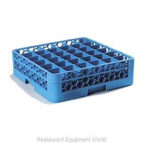 Carlisle RG36-114 Dishwasher Rack, Glass Compartment