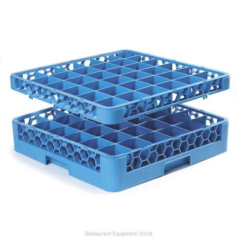 Carlisle RG36-1C411 Dishwasher Rack, Glass Compartment