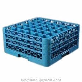 Carlisle RG36-314 Dishwasher Rack, Glass Compartment