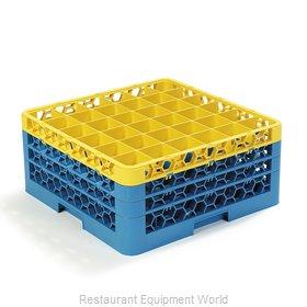 Carlisle RG36-3C411 Dishwasher Rack, Glass Compartment