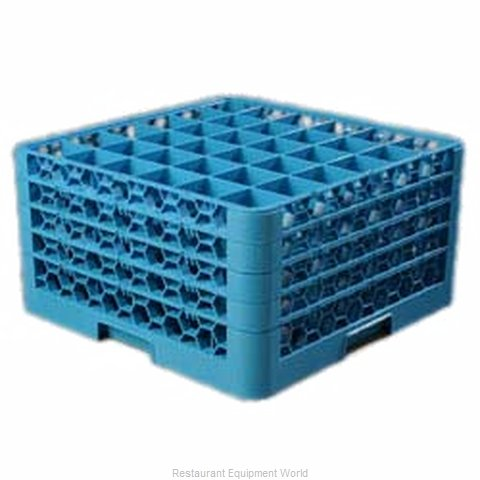 Carlisle RG36-414 Dishwasher Rack, Glass Compartment