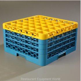 Carlisle RG36-4C411 Dishwasher Rack, Glass Compartment