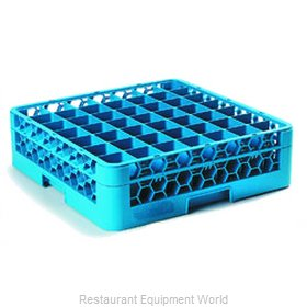 Carlisle RG49-114 Dishwasher Rack, Glass Compartment