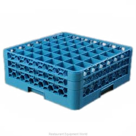 Carlisle RG49-214 Dishwasher Rack, Glass Compartment
