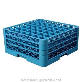 Carlisle RG49-314 Dishwasher Rack, Glass Compartment