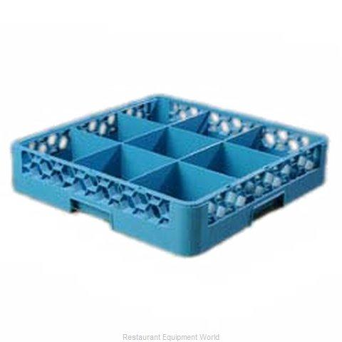 Carlisle RG914 Dishwasher Rack, Glass Compartment
