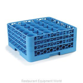 Carlisle RW30-214 Dishwasher Rack, Glass Compartment