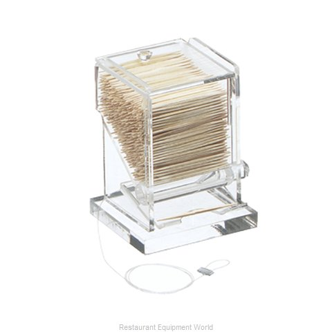 Carlisle TP10007 Toothpick Holder Dispenser Plastic