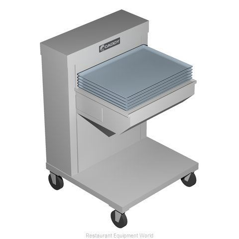 Caddy Corporation CM-1520-C Dispenser, Tray Rack